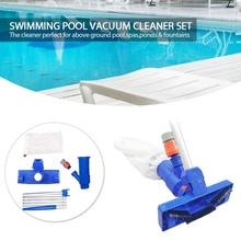 Pool-Cleaner Cleaning-Accessories Pool-Bottom Floor-Vacuum Quick-Cleaning Portable