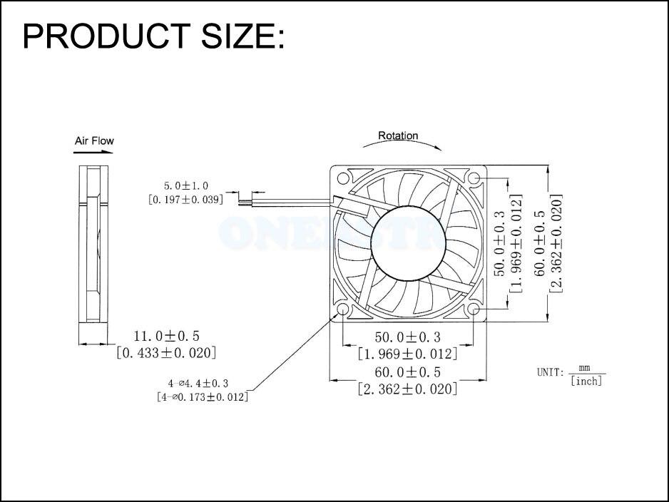 6010 Brushless Fan DC 5V 12V 24V 60X60X10mm Computer PC CPU Case Cooling Fan 6cm 60mm USB 2PIN 3PIN Cooler Fans  free shipping