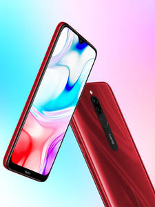Xiaomi Redmi 8 4GB 64GB WCDMA/LTE/GSM Usb-Pd Octa Core Fingerprint Recognition 12MP New