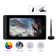 Drawing-Monitor Graphics Tablet Touch-Bar Digital 12-11.6-Inch Pro with Tilt Function