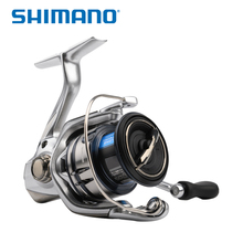High-Gear-Ratio Fishing-Reel Saltwater Spinning Shimano Stradic Left-Handle Right Or