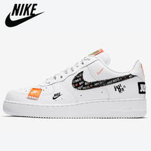 Sneakers Skateboarding-Shoes AF1 Air-Force 1-Just-Do-It Sports Women's Authentic Original Nike