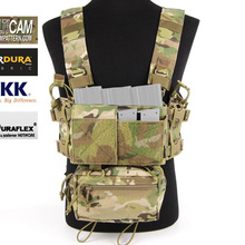 Complete-Set Light Multicam Chest-Rig Tactical-Vest Micro SS MK3 SKU051462 Genuine