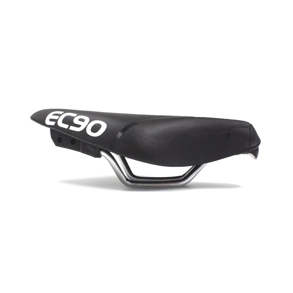 EC90 TT Bicycle Saddle Road Cycling Triathlon Leather Bike Racing Seat Cushion