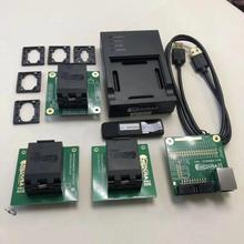 Full-Set Bga153-Socket Medusa Emmc UFS Pro-Ii-Box Newest Original