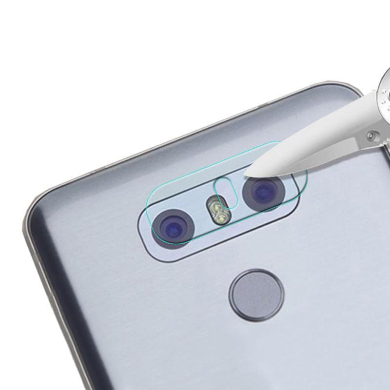 BBSW 1Pc2Pcs Rear Camera Lens Transparent Clear Tempered Glass For LG G6 G600S H870 Dedicated Back Camera Lens Protective Film (1)