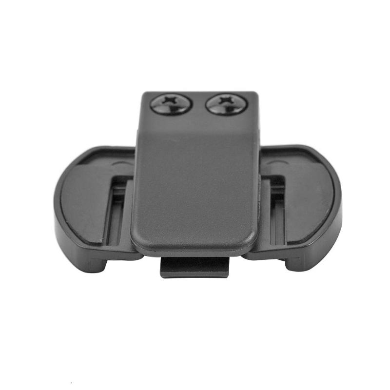 Clip-Bracket Headset Helmet-Intercom Bluetooth Motorcycle VNETPHONE V4 BT V6 for V2-500C title=