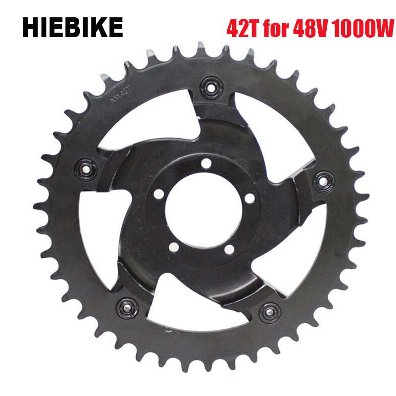 Bafang 44T 46T 48T 52T Chainwheel Chain Ring Sprocket Teeth Replacement Guard BB