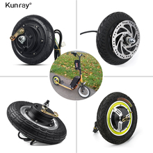 Scooter-Hub-Motor Ebike Electric Brushless 10-12inch Electric-Scooter-Conversion-Kits