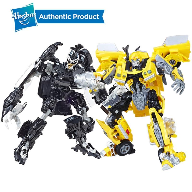 Transformers toy TAKARATOMY Bumblebee Studio Series SS-27 Deluxe Movie Bumblebee