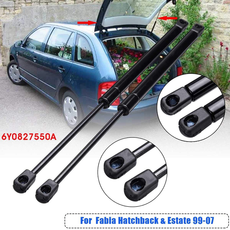 Pair of Tailgate Gas Struts fits Seat Leon Hatchback 1999-2006