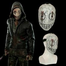 Halloween Dead By Daylight Legion Frank Mask Cosplay Fancy Costume Scary Smile