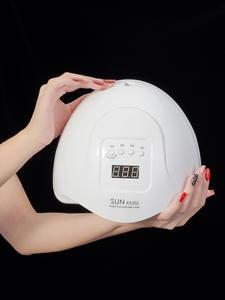 ROHWXY Led-Lamp Nails Dryer Manicure-Gel UV Plus Sun-5x Ce 48W for 48W/36W Varnish