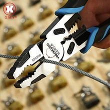 Tools-Set Needle Wire-Pliers Crimper-Cutter Stripper Professional Multifunction Nose