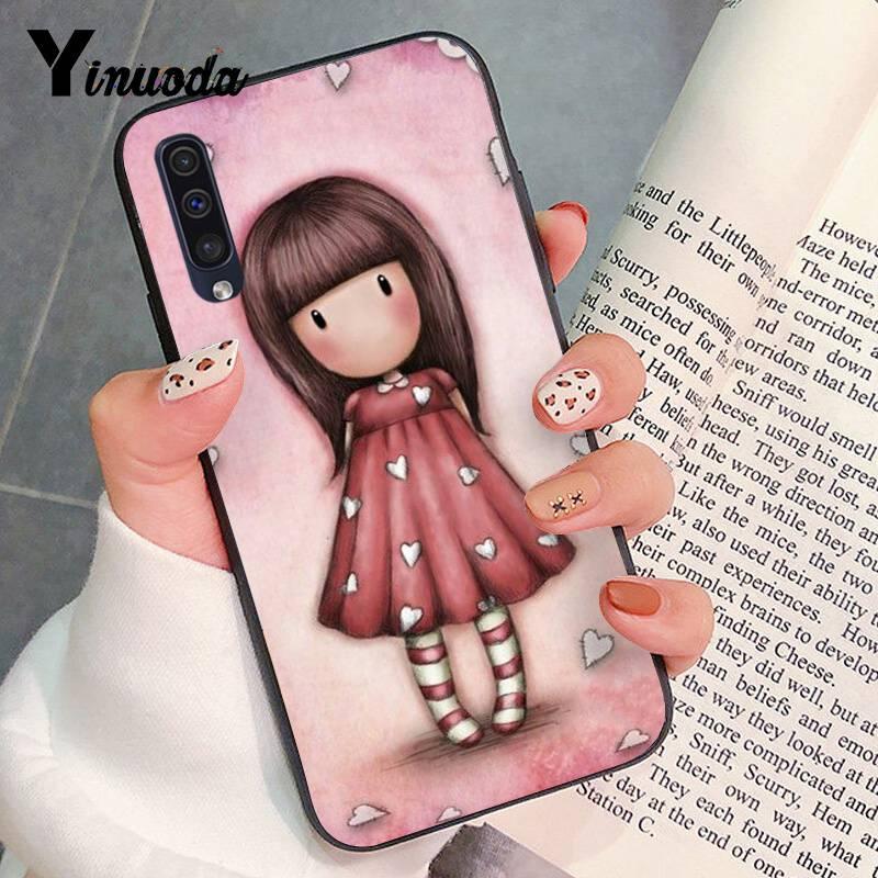 Cute illustration girl