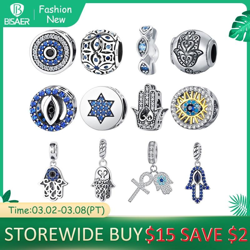 Voroco Women 925 Sterling Silver Bracelet Ladybug Daisy Charm Chain CZ Jewelry