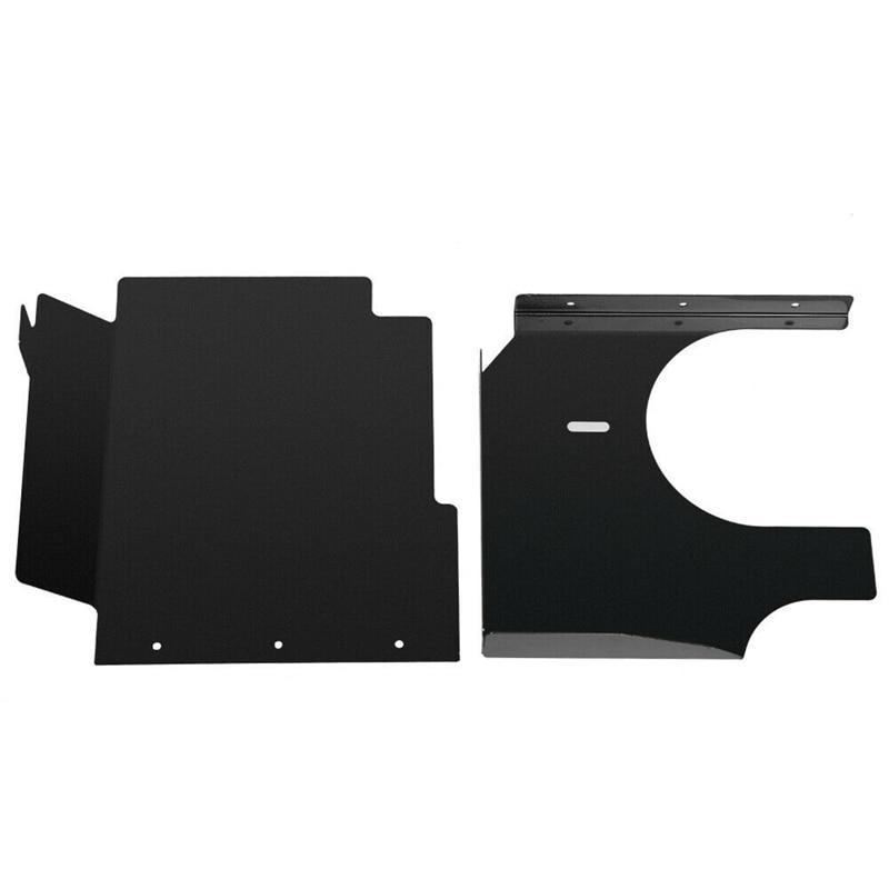 BLACK Heat Shield AIr Intake Kit Filter For99-07 Silverado 1500 V8 4.8 5.3 6.0