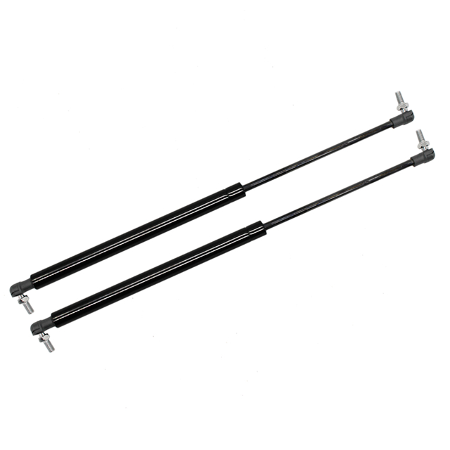 Two Rear Liftgate Lift Supports Arm Rod For 07-17 Compass With Speakers In Hatch