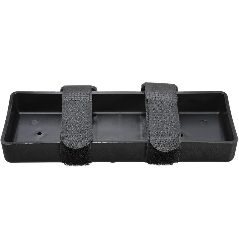 1pcs 15cmx5cm Plastic Battery Box Bracket Tray Case Battery Storage Box for 1/10 1/8 RC Cars Accessories