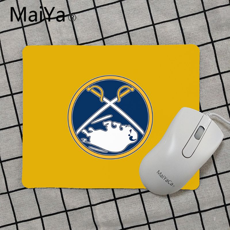 Buffalo Sabres Sport Laptop Gaming Mouse Pad Mat Mousepad Desktop