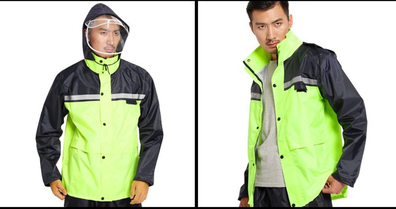 Rain suit  (20)