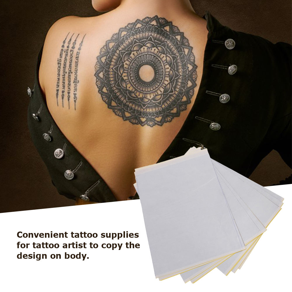 Transfer Tattoo Paper for Tattoo Practice (25/30/50pcs) 13