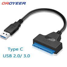 Computer Cables Connectors Hdd Hard-Drive Usb-3.0-Adapter Ssd