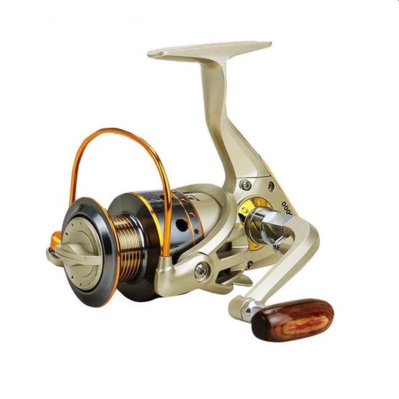 Bearing-Balls Fishing-Reel Strong 12BB Super 12--1 Varietys of title=