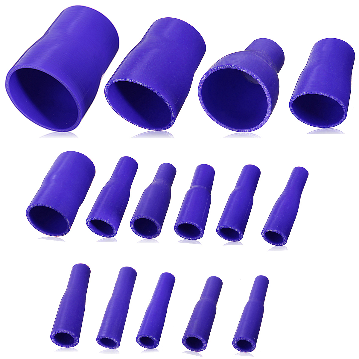 Coupler Joiner Reduction Auto Silicone Hoses Straight Reducer
