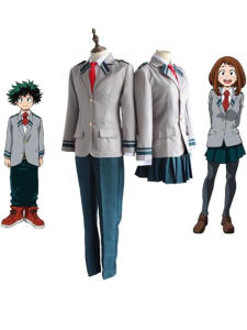 Izuku Cosplay Costum...