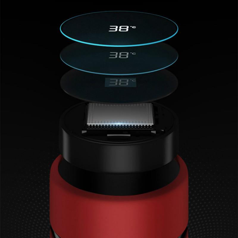 smart Thermos intelligent avec sonde de température  | OkO-OkO