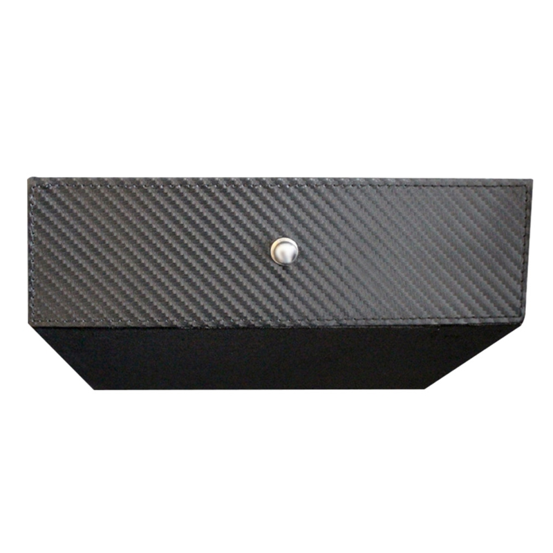 PU Leather Storage Box Container Center Drawer For Tesla Model S