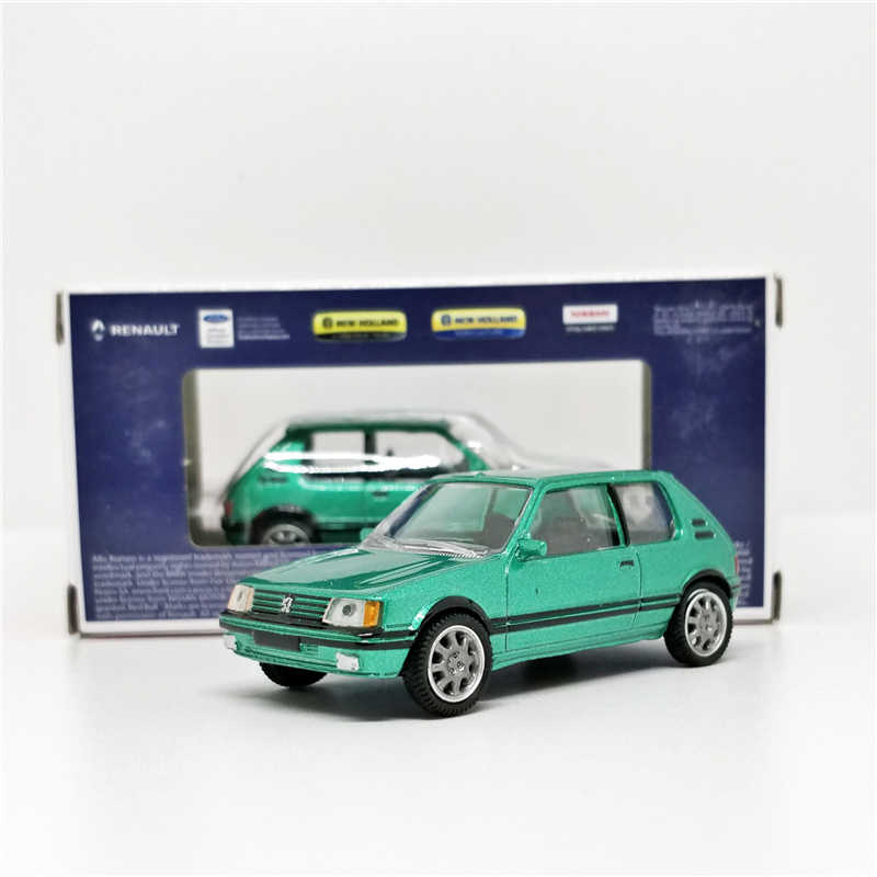 1:43 Norev Peugeot 205 GTI white//weiss OVP