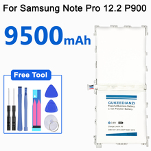 Power-Bank T9500c-Battery SM-T900 SM-P901 Tab-Note 9500mah Samsung Galaxy for Pro New