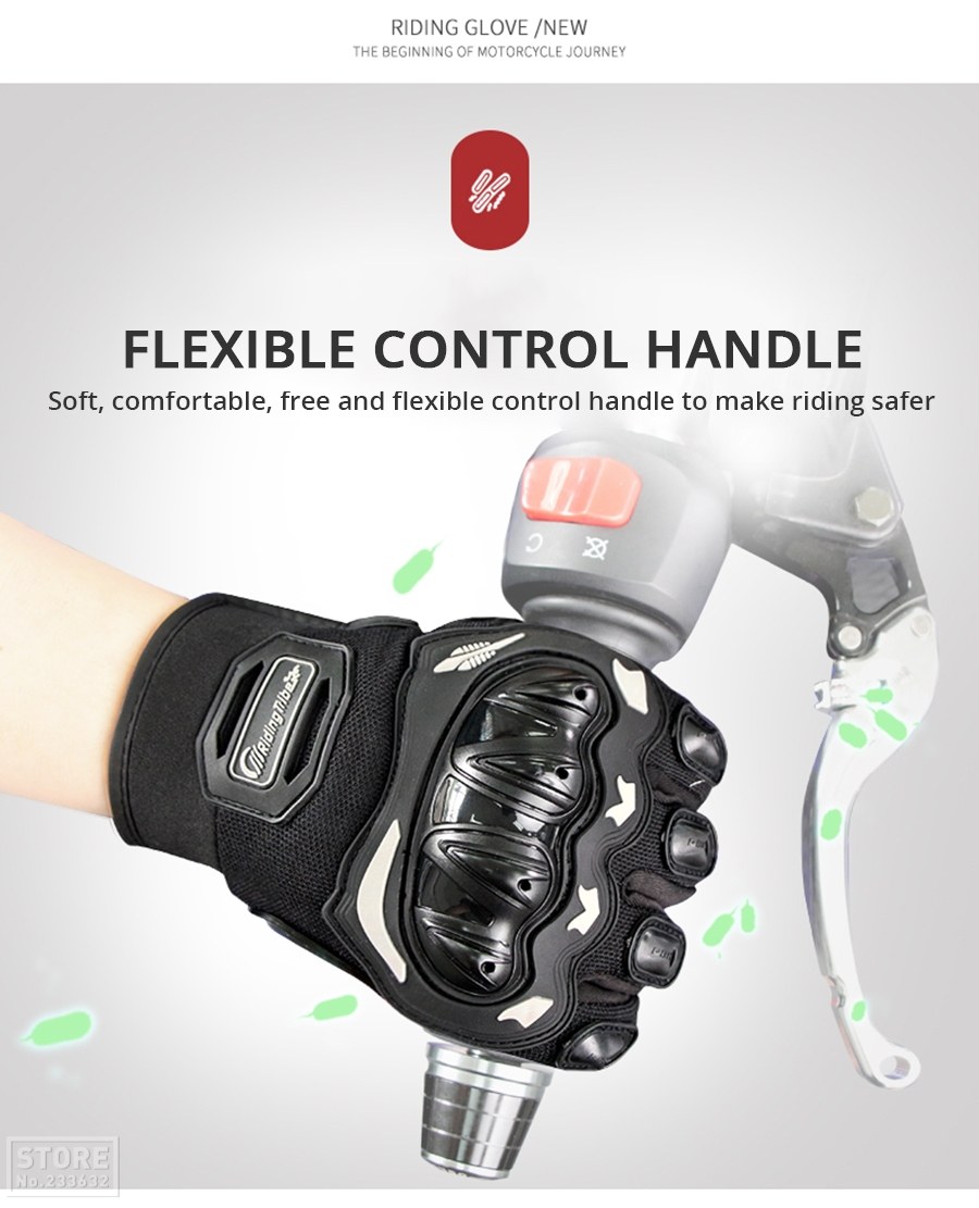 Gloves Pro-Biker Collection (22) 39
