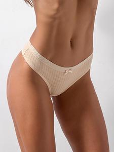Panties Thongs Intimate G-String Underwear Female Sexy Lingerie Bragas Women Cotton Woman