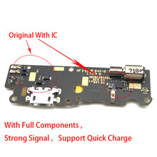 For Lenovo VIBE P2 P2C72 P2A42 Dock Connector Micro USB Charger Charging Port Flex Cable Microphone Board(China)