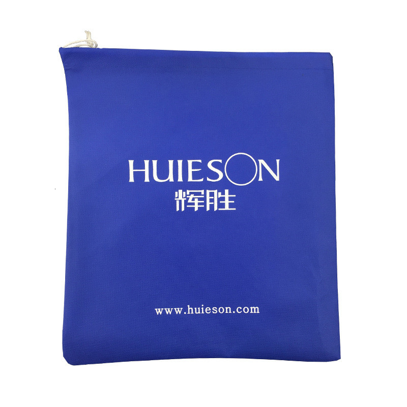 Huieson Non-woven Cloth Table Tennis Balls Storage Bag Dustproof Drawstring Bag for Ping Pong Balls Table Tennis Accessories (3)