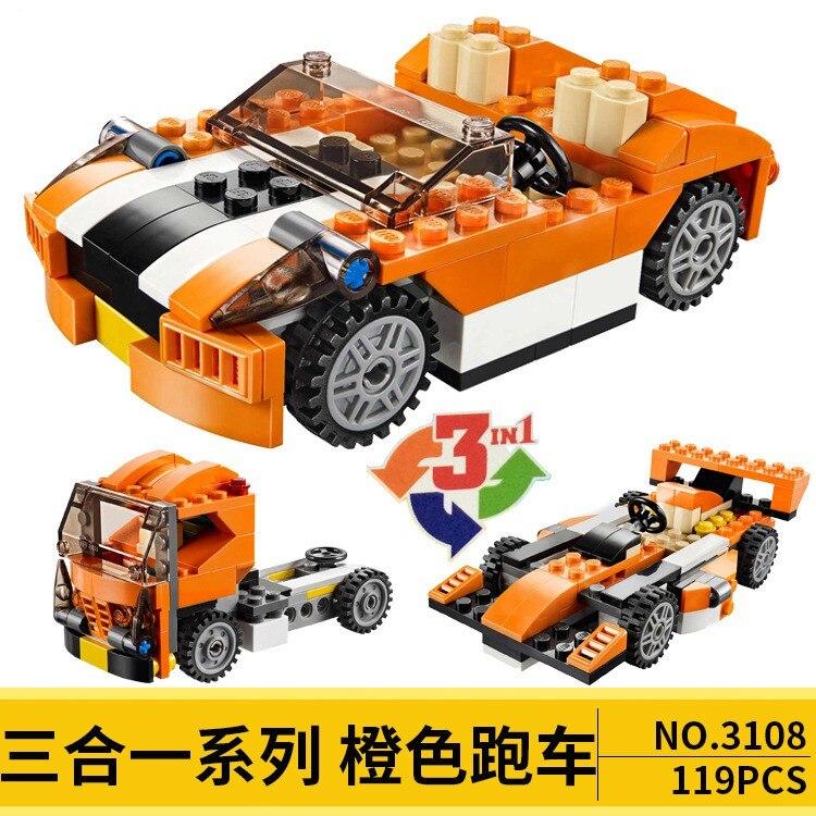 Legoing MOC City Sets Toy Hobbies   Figure Children
