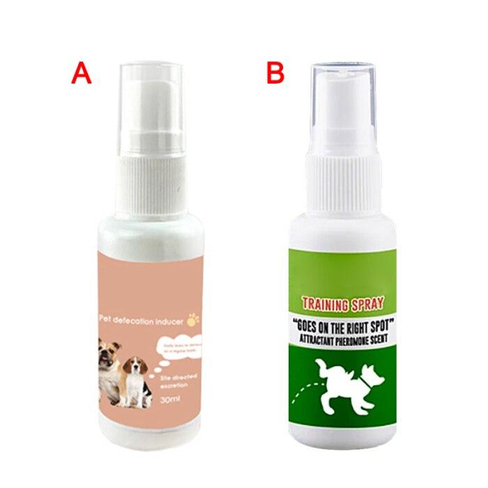 Spray éducatif de propreté pour Chiots 30 ml