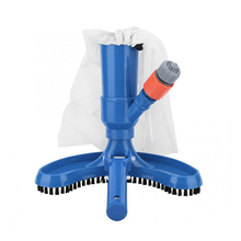 Suction-Head-Brush Cleaner Swimming-Pool Detachable Fountain