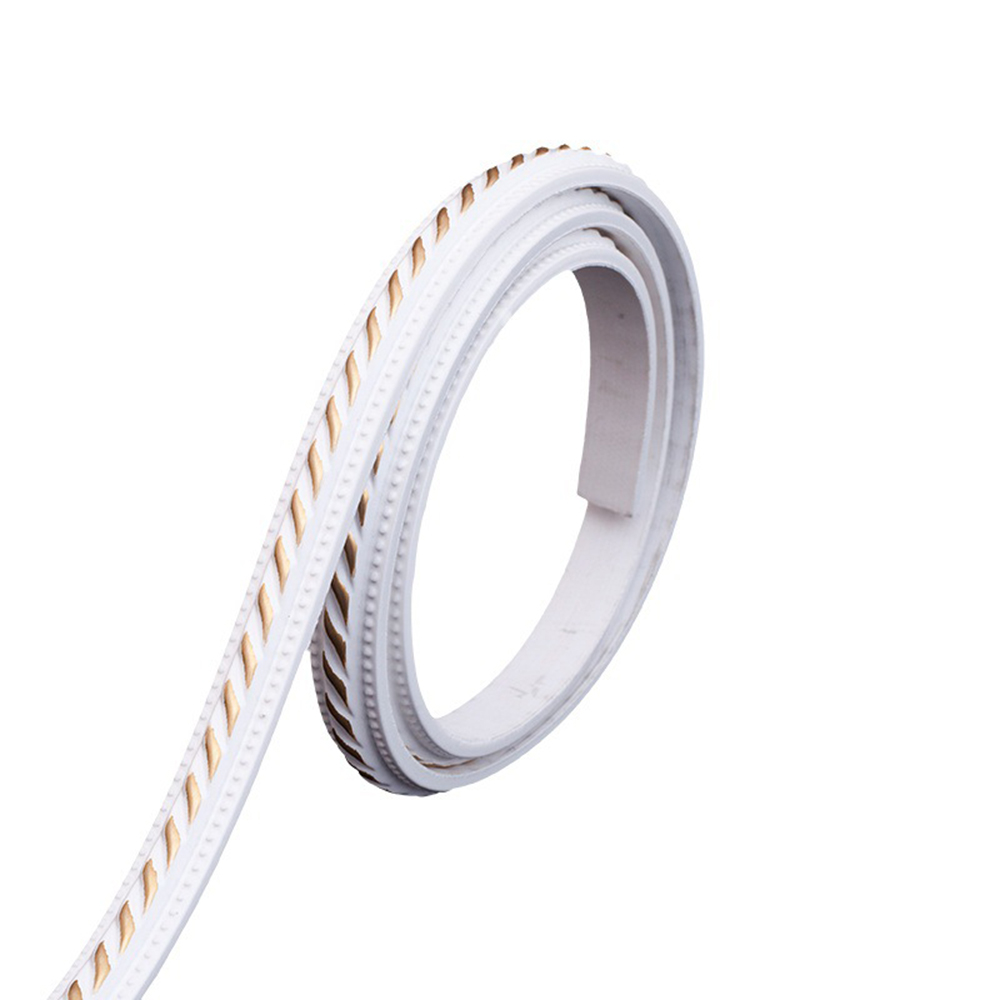 Pvc Flexible Souple Ruban Câble Panneau Moulage Miroir Frame Trim-Accueil-DECOR