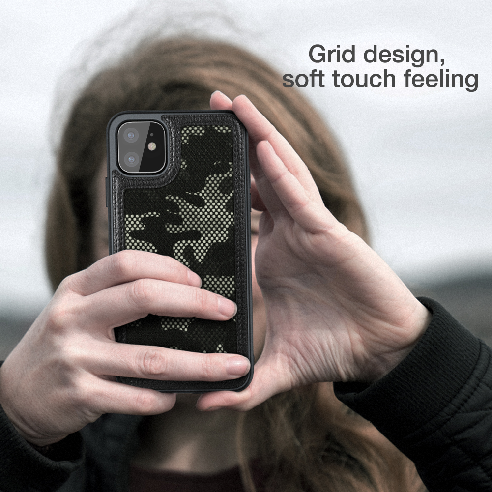 Cell Phone - For Apple iPhone 11 Pro Max Military camouflage Protector Case Shell Anti-Knock Tough Back Cover For iPhone 11