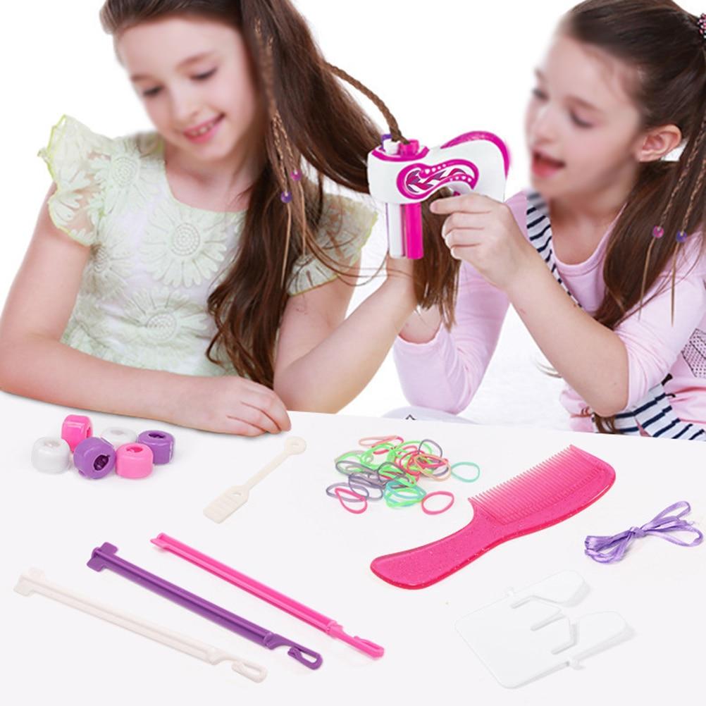 Elektrische Automatische Haar Flecht Maschine Kinder Flechter Haarstyling Tool