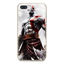 Мягкий чехол-накладка для samsung Galaxy A10 A30 A40 A50 A60 A70 S6 Active Note 10 Plus Edge M30 God of War Kratos III(China)