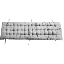 Sofa Cushions Heat-Preservation Office Backyard Lounger-Pads Polyester-Fiber Comfortable