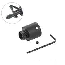 Muzzle Brake Adaptor Shooting-Accessories Reverse-Thread Airsoft Convert Paintball 14mm