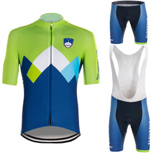 Suit Shirts Bicycle-Shorts Cycling-Clothing Mtb-Wear Bike Road-Race Maillot Slovenia