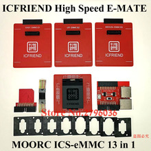 Ufi-Box MEDUSA Easy Jtag ICFRIEND Ics-Emmc MATE Plus MOORC ATF Bga-Z3x 13-In-1 High-Speed