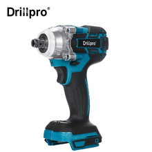 Adapted Battery Impact-Wrench Stepless 520n.m 18v Makita Drillpro 18v To Speed-Change-Switch